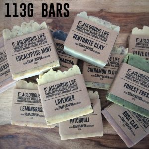 113G BAR GLORIOUS LIFE SOAP