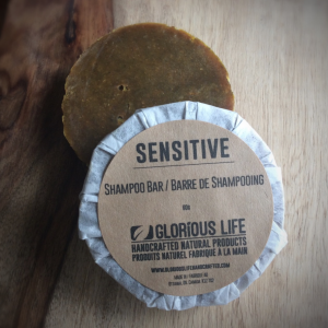 Glorious Life Sensitive Shampoo Bar