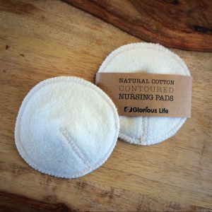 Cotton Flannel Nursing Pads
