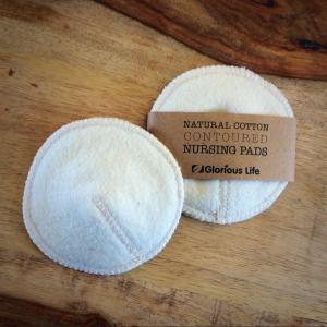 Cotton Flannel Nursing Pads