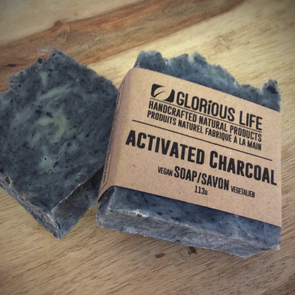 Glorious Life Black Soap