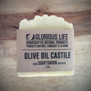 Olive Oil Castile Soap Bar