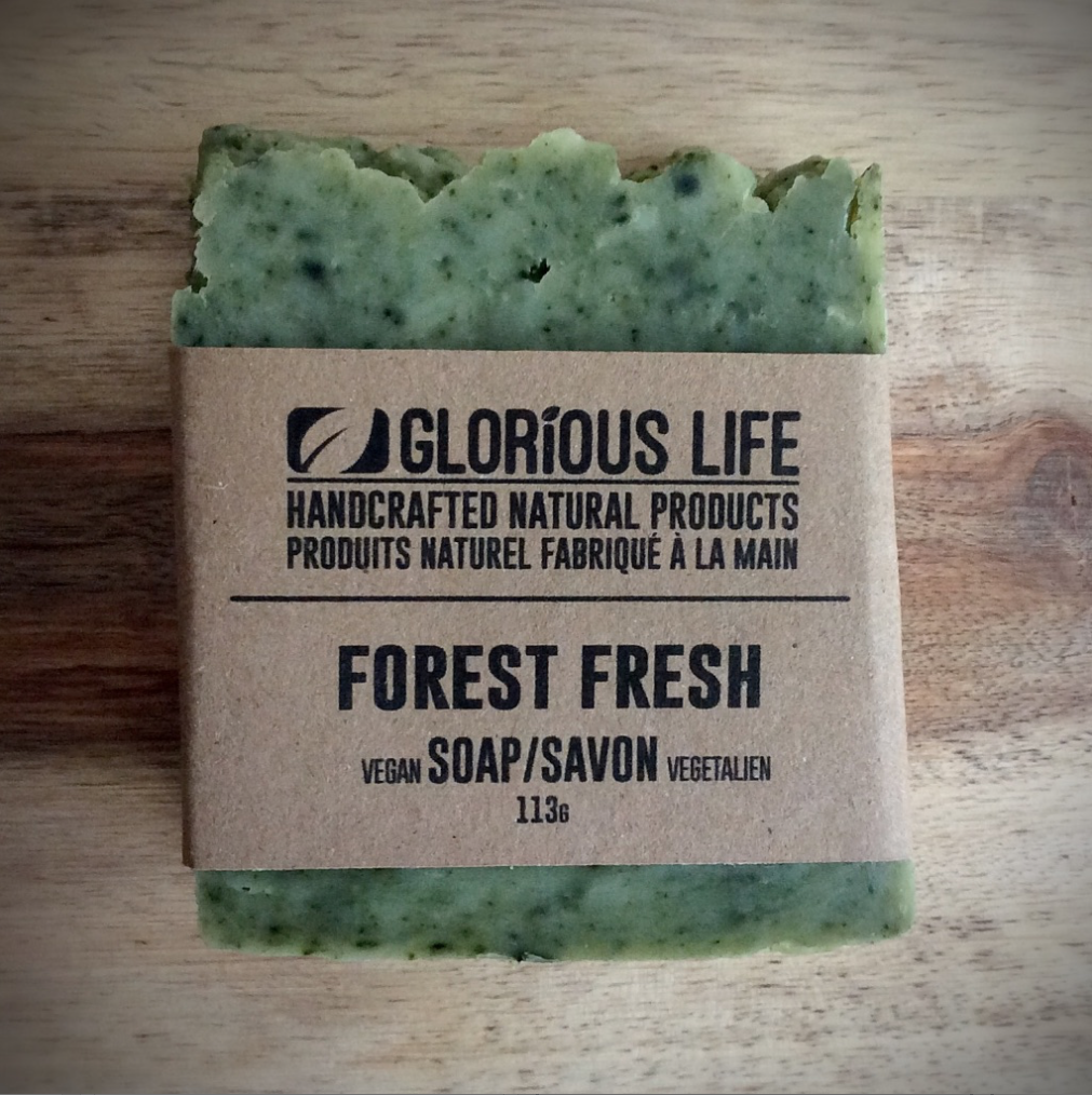 Forest Fresh Soap Bar