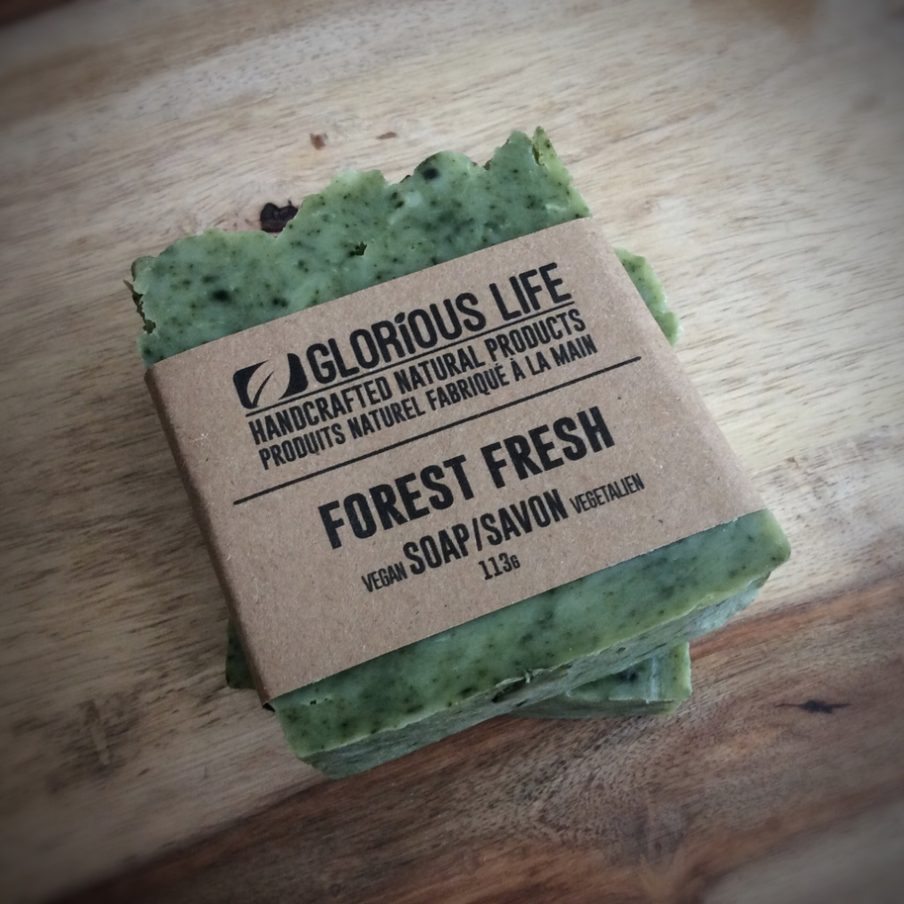 113g Forest Fresh Soap