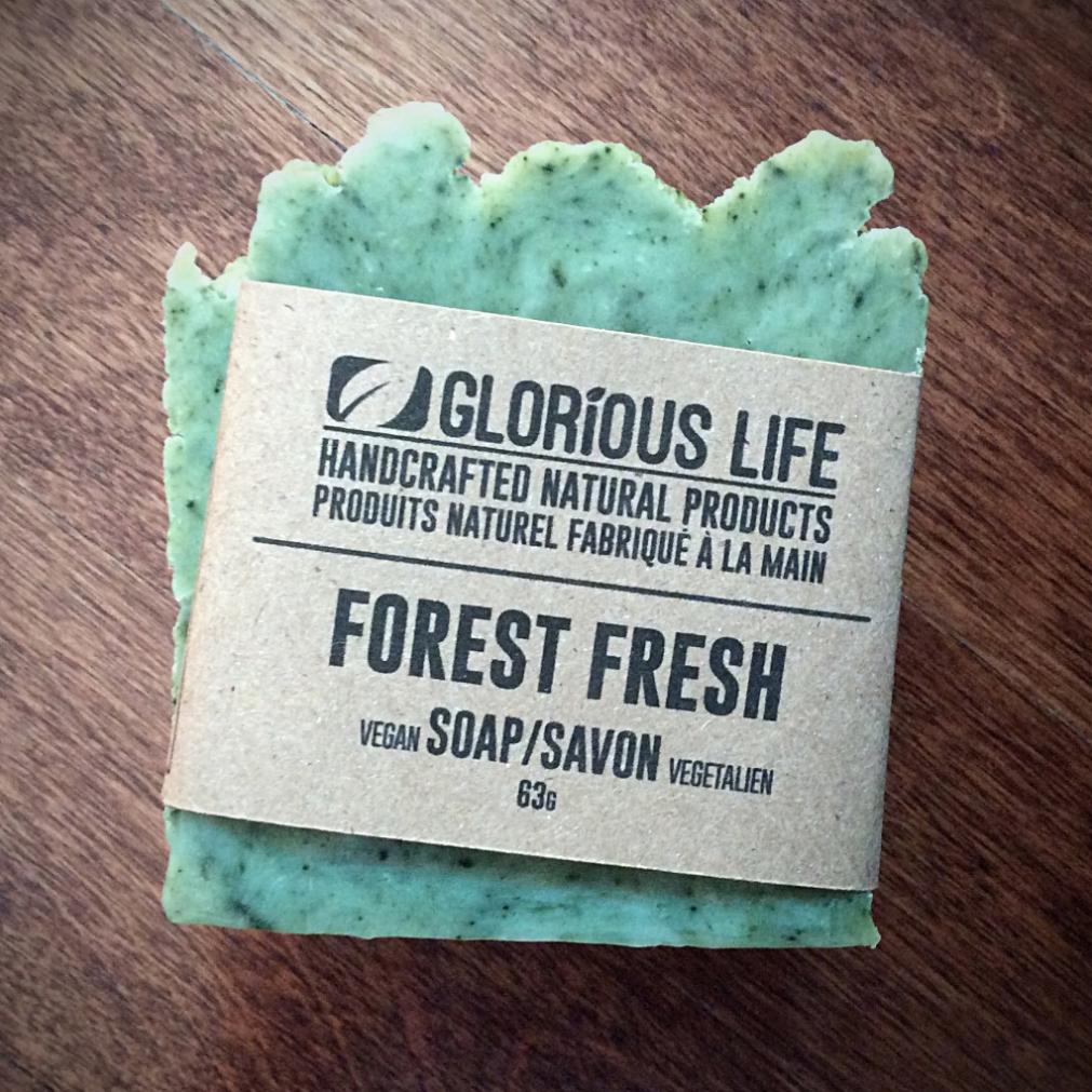 Forest Fresh Soap Bar 63g
