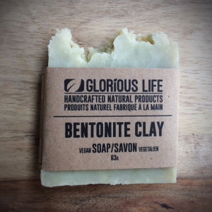 Bentonite Clay Soap