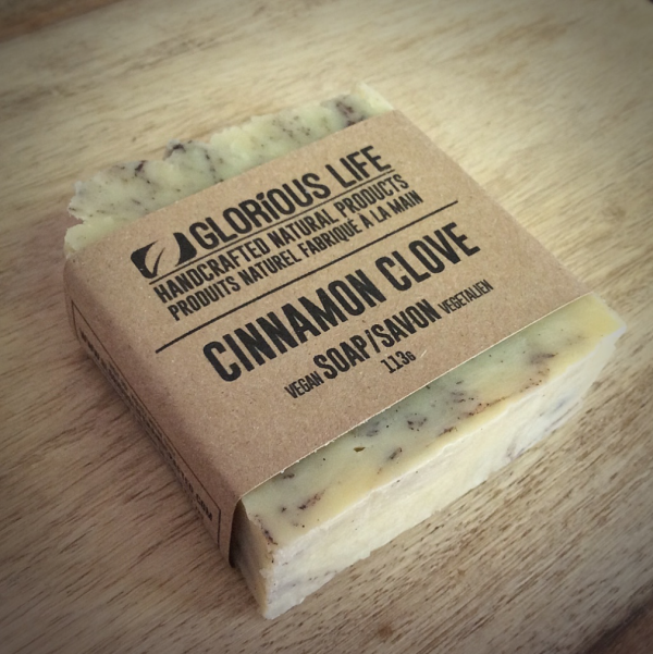 Glorious Life Cinnamon Soap