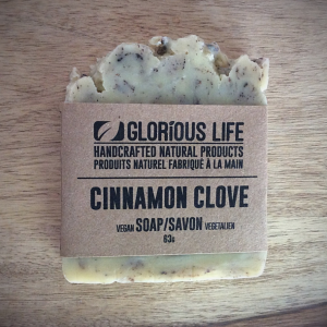 Cinnamon Clove Soap Bar