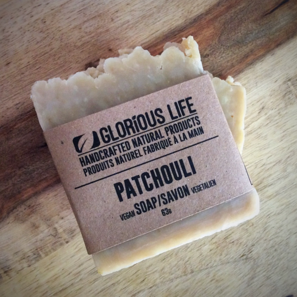 Glorious Life Patchouli Soap