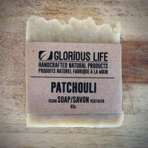 Patchouli Soap Bar