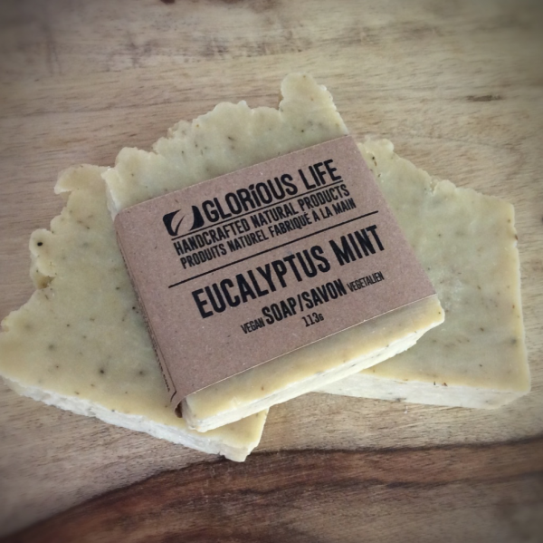 Glorious Life Eucalyptus Soap