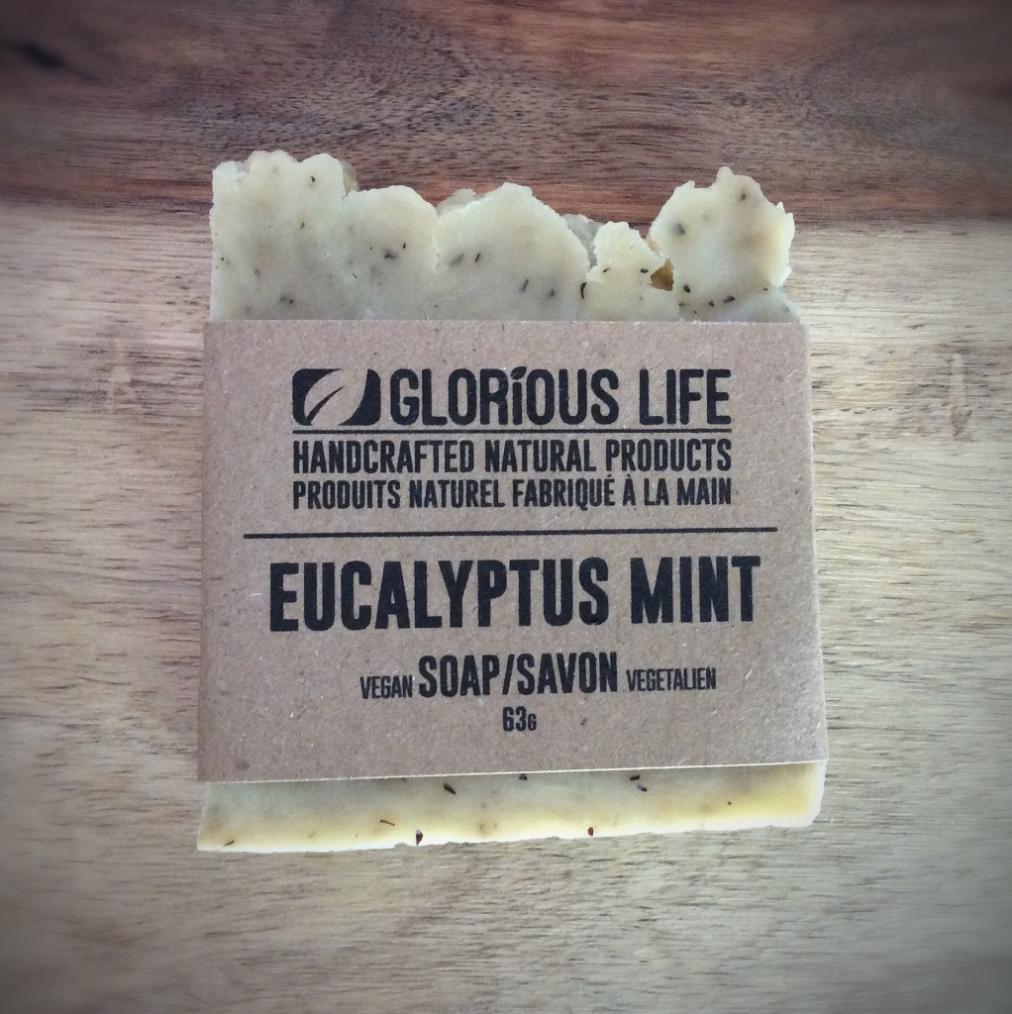 Eucalyptus Mint Soap Bar