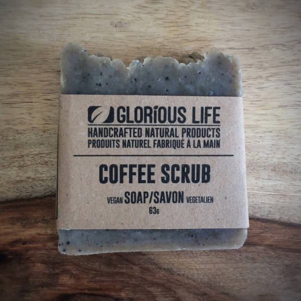 Coffee Scrub Soap - 63g