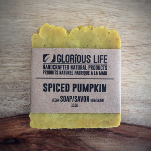 Spiced Pumpkin Soap Bar - 113g