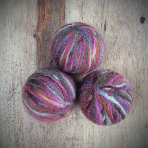 BLISS Wool Dryer Balls