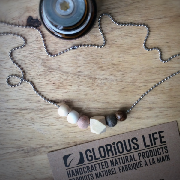 Glorious Life Diffuser Necklace