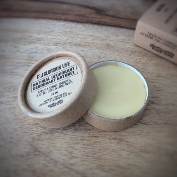 Glorious Life Natural Deodorant