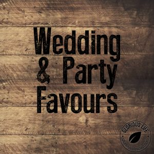 Wedding & Party Favours