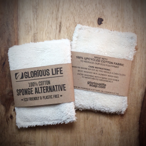 Glorious Life Sponge Alternative